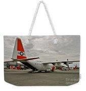 Coast Guard Alaska Weekender Tote Bag