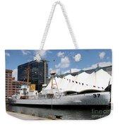 Coast Guard 37 - Baltimore Harbor Weekender Tote Bag