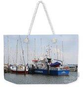 Coast Guard Maasholm Harbor Weekender Tote Bag