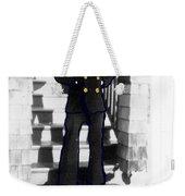 Coast Guard Sailor 1942 Weekender Tote Bag