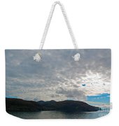 Coast N Clouds 1 Weekender Tote Bag