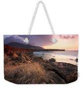 coast of Crete 'IV Weekender Tote Bag