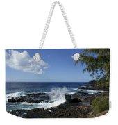 Coast Of Kauai Weekender Tote Bag