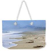 Coast Of Pacific Ocean In Canada Weekender Tote Bag by Elena Elisseeva
