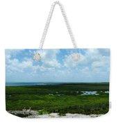 Coastal Aransas Nwr Weekender Tote Bag
