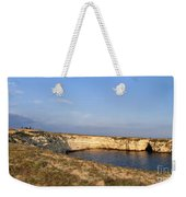 Coastal Area On Crimea Ukraine. Weekender Tote Bag