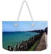 Coastal City Of St Malo France Weekender Tote Bag