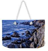 Coastal Cliffs Weekender Tote Bag