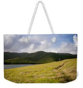 Coastal Hills Weekender Tote Bag