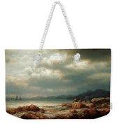 Coastal Landscape Weekender Tote Bag