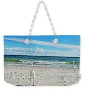 Coastal Life Weekender Tote Bag