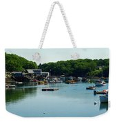Coastal Maine Bay Weekender Tote Bag