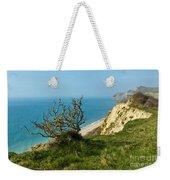 Coastal Path - West Bay To Eype  Weekender Tote Bag
