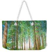 Coastal Redwoods Weekender Tote Bag