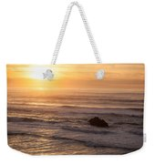 Coastal Rhythm Weekender Tote Bag