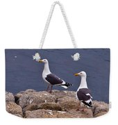 Coastal Seagulls Weekender Tote Bag