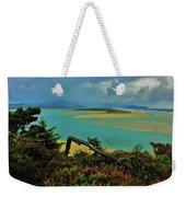Coastal Storm Weekender Tote Bag