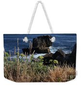 Coastal View From Cascais  Weekender Tote Bag