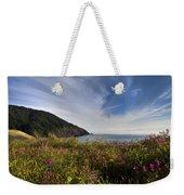 Coastal Wildflowers Of Oregon Weekender Tote Bag