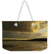Coastal Winters Afternoon 2 Weekender Tote Bag by Amy-Elizabeth Toomey