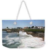 Coastline  Santa Cruz -  California Weekender Tote Bag