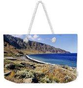 Coastline Of Hierro Island Weekender Tote Bag