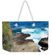 Coastline Splendor Weekender Tote Bag