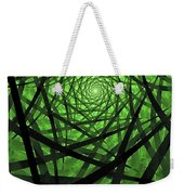 Coaxial Jungle Weekender Tote Bag