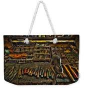 Cobblers Tools Weekender Tote Bag