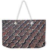 Cobblestones Weekender Tote Bag