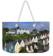 Cobh Town Houses Weekender Tote Bag