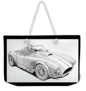 Ac Ford Cobra With 427  Weekender Tote Bag
