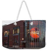 Coca Cola On The Corner Weekender Tote Bag
