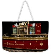Coca Cola Refreshment Stand Weekender Tote Bag