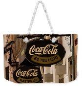 Coca-cola Weekender Tote Bag