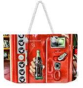 Coca-cola Retro Style Weekender Tote Bag