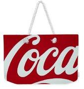 Coca Weekender Tote Bag