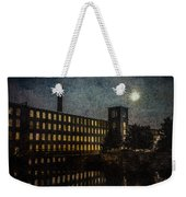 Cocheco Falls Millworks Weekender Tote Bag by Bob Orsillo