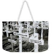 Cochin Cemetery  Weekender Tote Bag