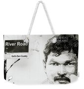 Street Art In Cochin Weekender Tote Bag