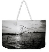 Dusk At Cochin Weekender Tote Bag
