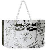 Cochin Portrait Weekender Tote Bag