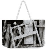 Beauty In Scrap Weekender Tote Bag