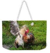 Cock Fight Weekender Tote Bag