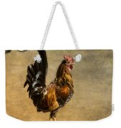 Cock Of The Walk Weekender Tote Bag