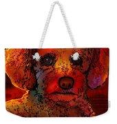 Cockapoo Dog Weekender Tote Bag