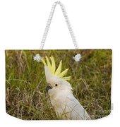 Cockatoo Portrait  Weekender Tote Bag