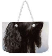 Cocker Spaniel Painting Weekender Tote Bag