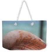 Cockle Shell Weekender Tote Bag
