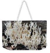 Crown-tipped Coral Weekender Tote Bag